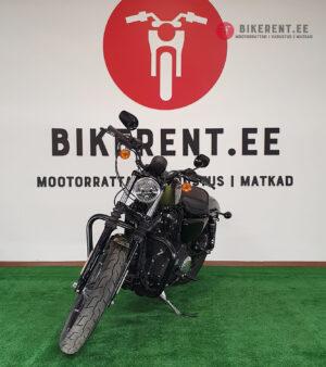 Pilt: Harley Davidson Iron883 renditsikkel Bikerent