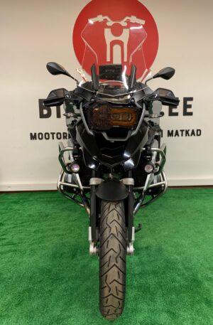 Pilt: mootorratas BMW R1200 GS Triple Black rent