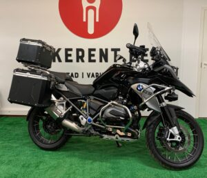 Pilt: mootorratas BMW R1200 GS Triple Black rent