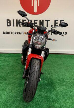 Pilt: mootorratas Ducati Monster 2020 rent