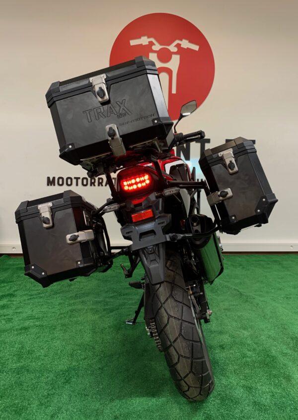 Pilt: mootorratas Honda Africa Twin 2021