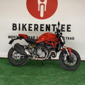 Pilt: Ducati Monster 821 2020
