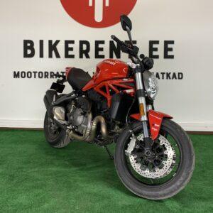 Image: mootorratas Ducati Monster 821 2020
