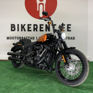 Pilt: mootorratas Harley-Davidson Street Bob 114 rent