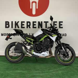 Image: mootorratas Kawasaki Z900 for rent