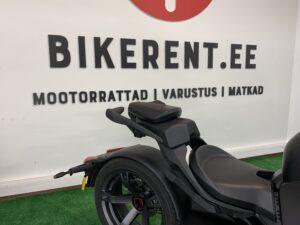 Image: Can-am Ryker 2021 Bikerent backseat